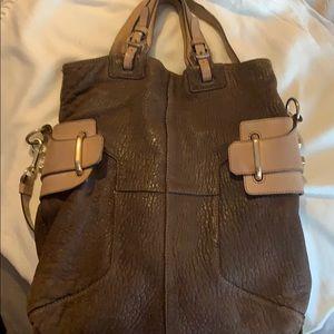 Oryany leather handbag